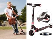 Самокат с утолщенными колесами для взрослых и детей (от 10 лет,  до 100