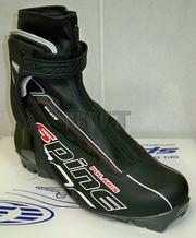 Ботинки лыжные SPINE POLARIS 85 (синтетика,  подошва NNN T3 mono),  Росс