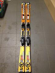 Лыжи горные Rossignol radical oversize x8 (World cup)